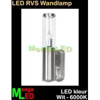 LED-RVS-Buitenlamp-Tuinlamp-Wandlamp-Candle