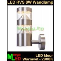 LED-RVS-Buitenlamp-Tuinlamp-Wandlamp-Denver