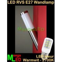 LED-RVS-E27-Buitenlamp-Tuinlamp-Wandlamp-Sidney