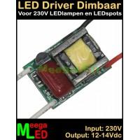 LED-Driver-Trafo-12V-14V-3W-Dimbaar